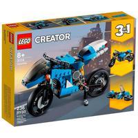 Lego Creator 3 Em 1 - Supermoto - 31114