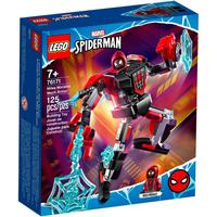 Lego Super Heroes Marvel - Armadura Robô De Miles Morales - 76171