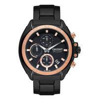 Relógio Masculino Orient Cronografo Mpssc011 P1px Preto