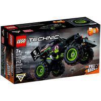 Lego Technic 2 Em 1 - Monster Jam® Grave Digger® - 42118
