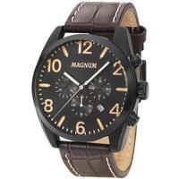 Relógio Masculino Magnum Analógico Ma34834d - Preto