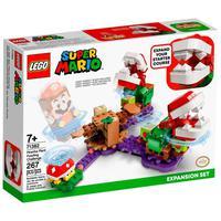 Lego Super Mario - O Desafio Das Plantas Piranhas - Pacote De Expansão - 71382