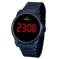 Relógio Feminino Champion Digital Ch40124a - Azul