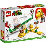 Lego Super Mario - Derrapagem Da Planta Piranha - Pacote De Expansão - 71365