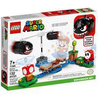 Lego Super Mario - Bombardeio De Bill Balaços - Pacote De Expansão - 71366