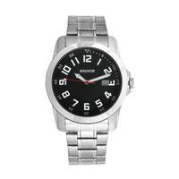Relógio Masculino Magnum Analógico Ma32792t - Prata
