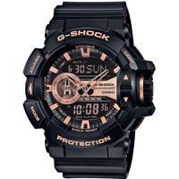 Relógio Masculino Casio G-shock Ga-400gb-1a4dr - Preto