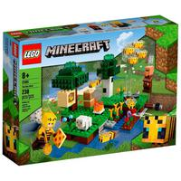 Lego Minecraft - A Fazenda Das Abelhas - 21165