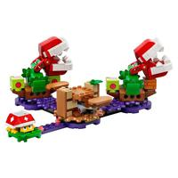 Lego Mario Set De Expansão Desafio Plantas Piranhas Ref71382