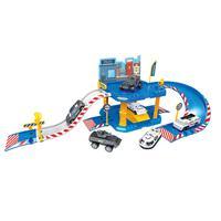 Express Wheels Garagem Policia 40 PECAS BR1237