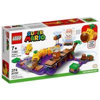 Lego Mario Set De Expansão Pantano Venenoso De Wiggler Ref71383