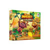 Jogo + Livro Cada Macaco No Seu Galho - Estrela