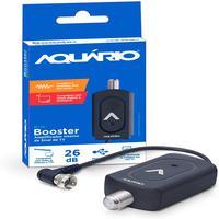 Mini Amplificador De Linha Sinal Digital 26db Bt26 Aquario