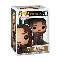 Boneco Funko Pop Lord Of The Rings Aragorn 531