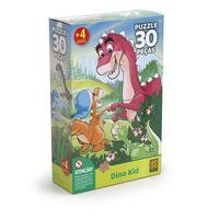 Quebra Cabeça 30 Peças Dino Kid