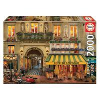 Puzzle 2000 Peças Galeria Parisiense - Educa
