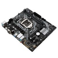Placa Mae Lga 1200 Micro Atx H410m-d Prime Ddr4 Vga/hdmi Usb 3.2 Asus Box