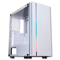 Pc Gamer Skill Snow Iv, Amd Ryzen 3, Radeon Rx 550 4gb, 8gb Ddr4 2666mhz, Hd 1tb, 500w 80 Plus