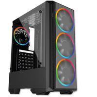 Pc Gamer Amd Athlon 3000g placa De Vídeo Radeon Vega 3 8gb Ddr4 Ssd 480gb 500w Skill Cool