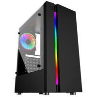 Pc Gamer Playnow Amd Athlon 3000g 8gb Ddr4 2666mhz (placa De Vídeo Radeon Rx 550 4gb) Hd 2tb 500w Skill