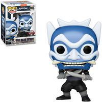 Boneco Funko Pop Avatar The Blue Spirit Zuko 1002